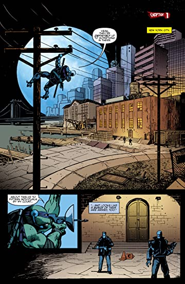 Teenage Mutant Ninja Turtles Tome 14: Order From Chaos - Comics de ...