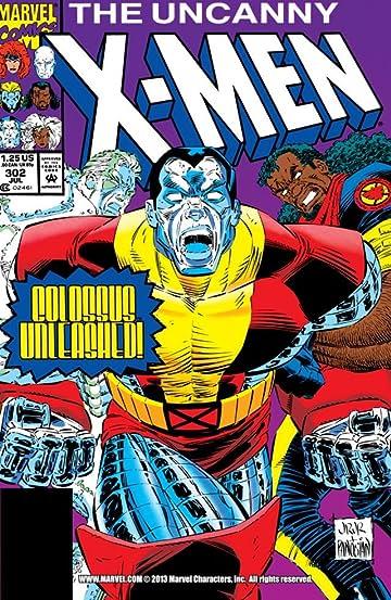 Uncanny X-Men (1963-2011) #302