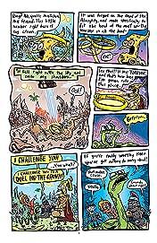 Sanjay and Craig/Harvey Beaks Free Comic Book Day 2016