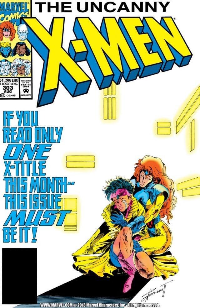 Uncanny X-Men (1963-2011) #303