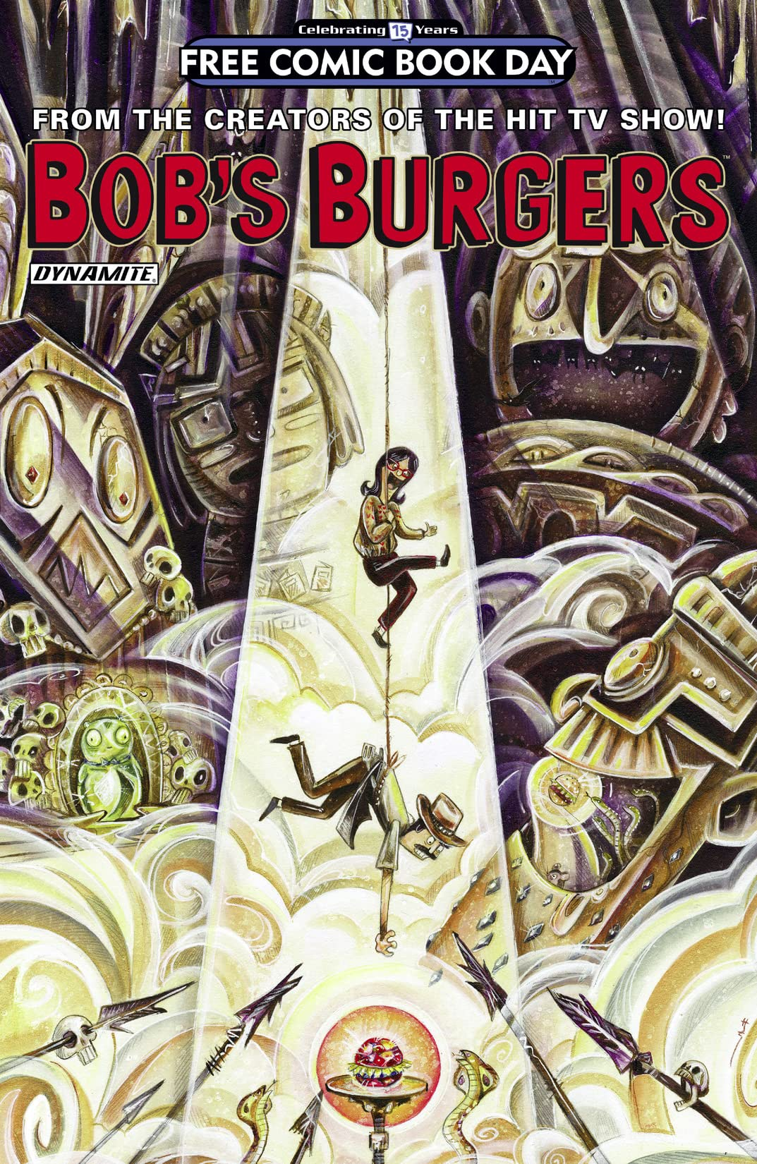 Bob's Burgers – FCBD 2016 Edition