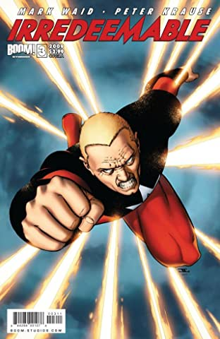 Irredeemable No.3
