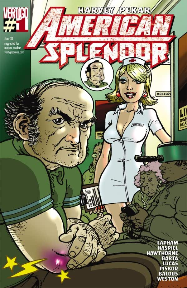 American Splendor: Season Two #1