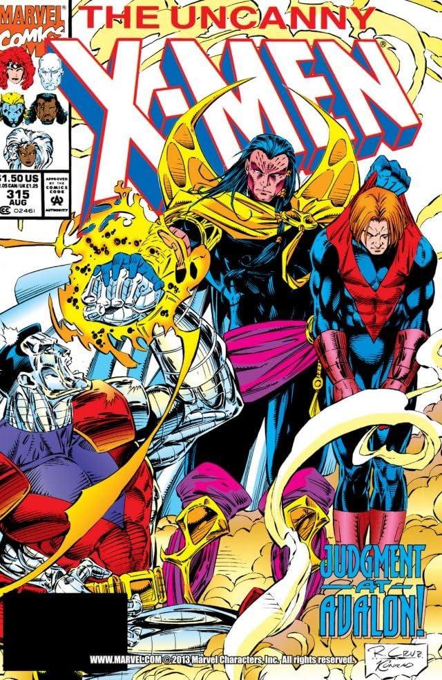 Uncanny X-Men (1963-2011) #315