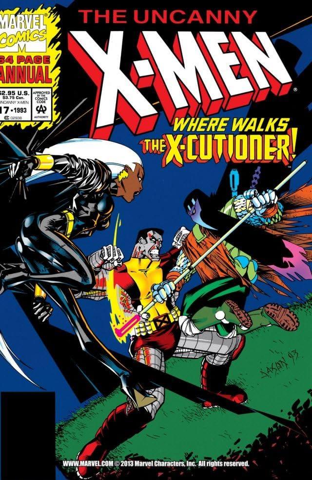 Uncanny X-Men (1963-2011) Annual #17