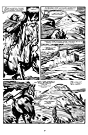 The Savage Sword of Conan Vol. 22