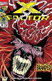 X-Factor (1986-1998) #89