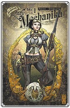 Lady Mechanika Vol. 1: Le mystère du corps mécanique