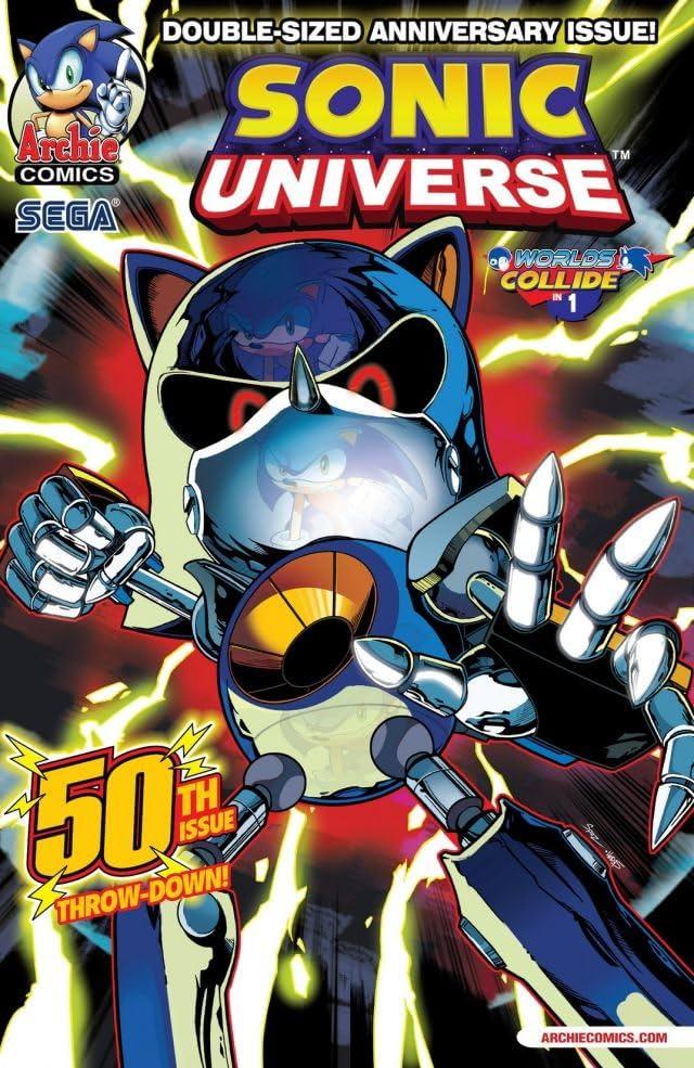 Sonic Universe #50