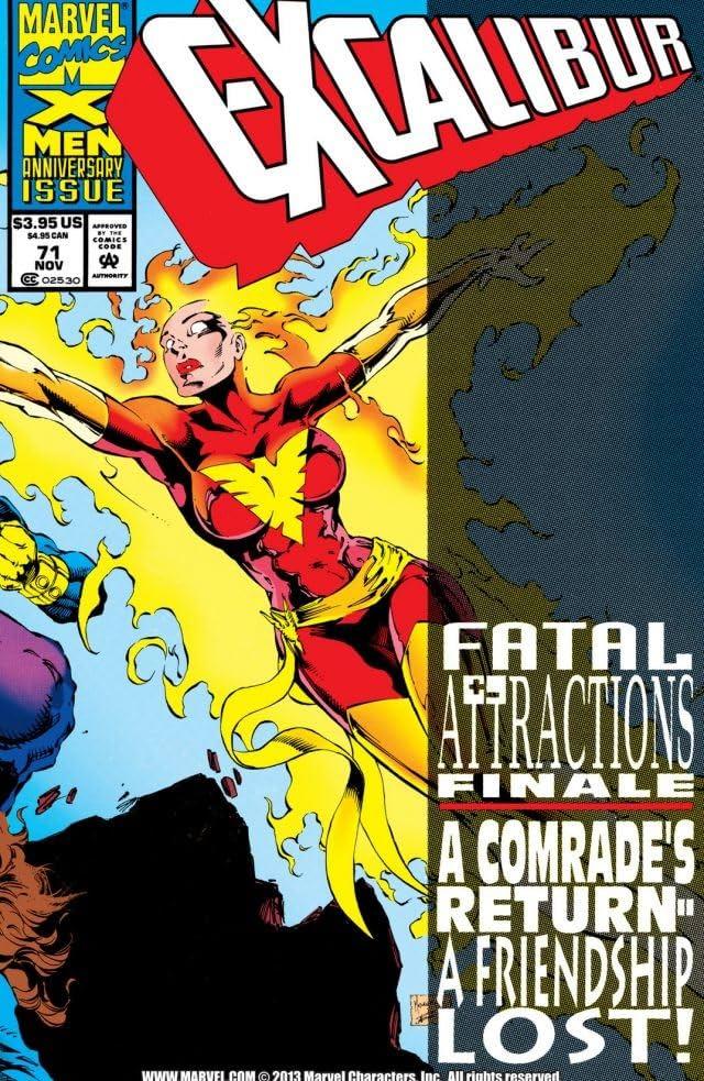 Excalibur (1988-1998) #71