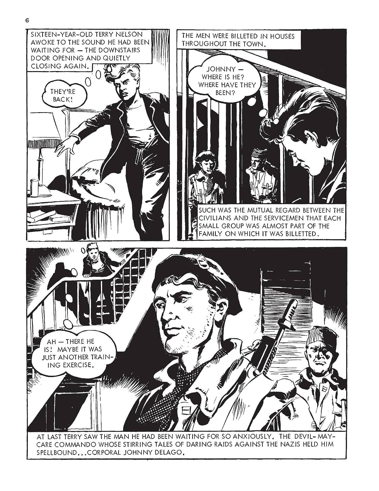 Commando #4920: Half-Pint Commando