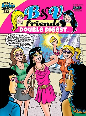 B & V Friends Double Digest #232