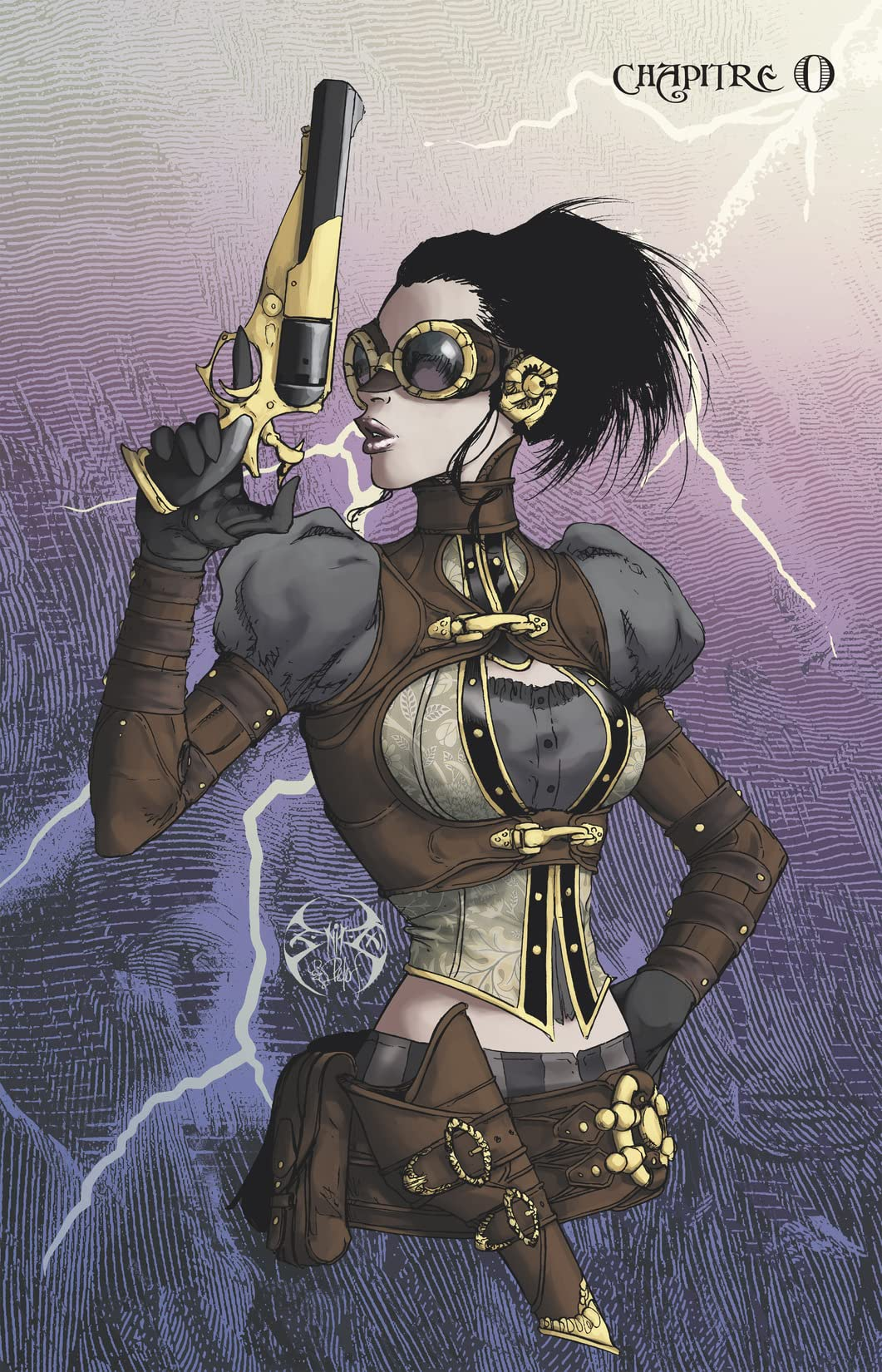 Lady Mechanika: Chapitre 0