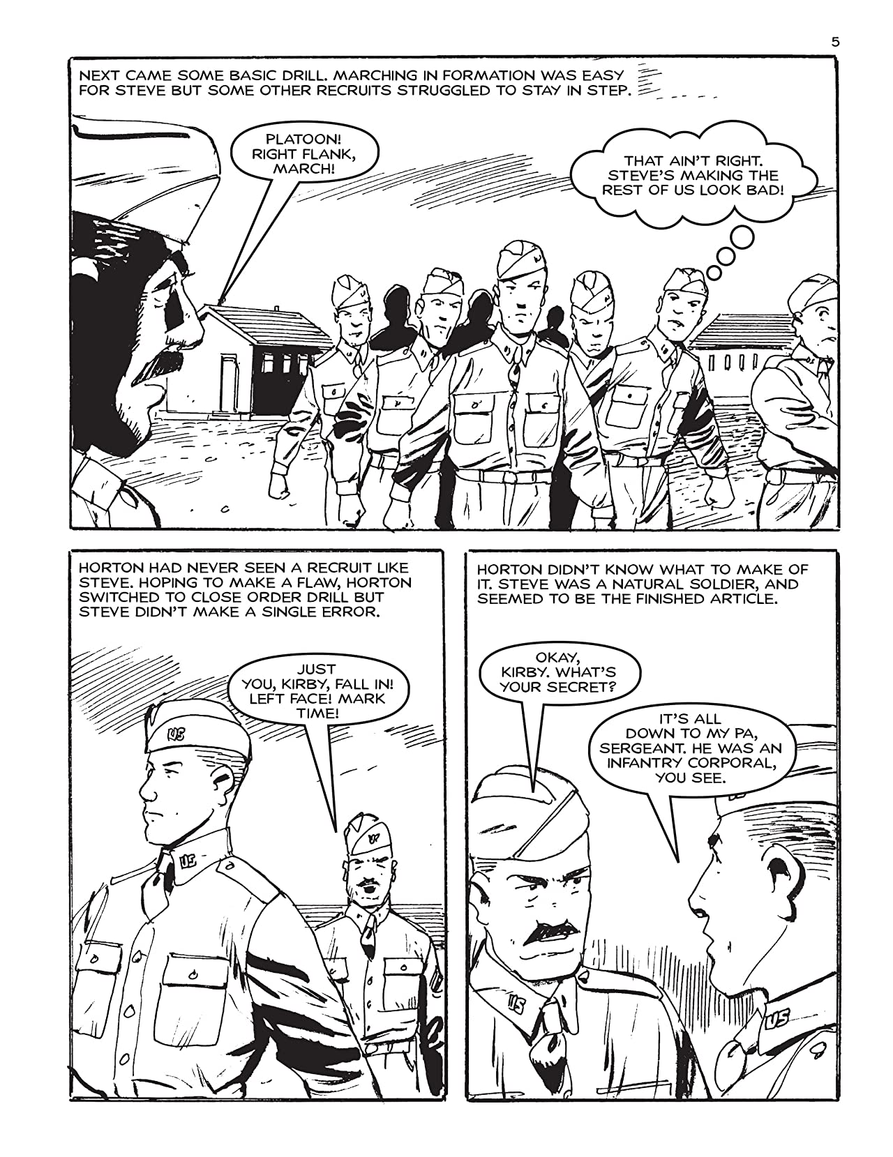 Commando #4921: A Soldier's Legacy