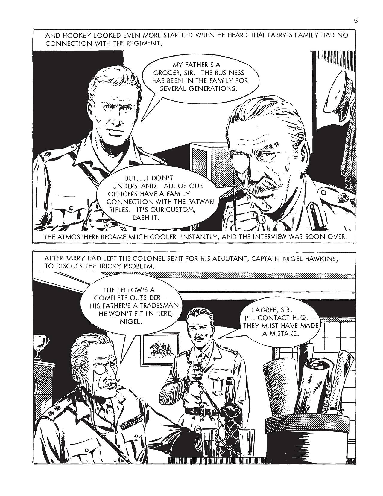 Commando #4922: Trial By Combat