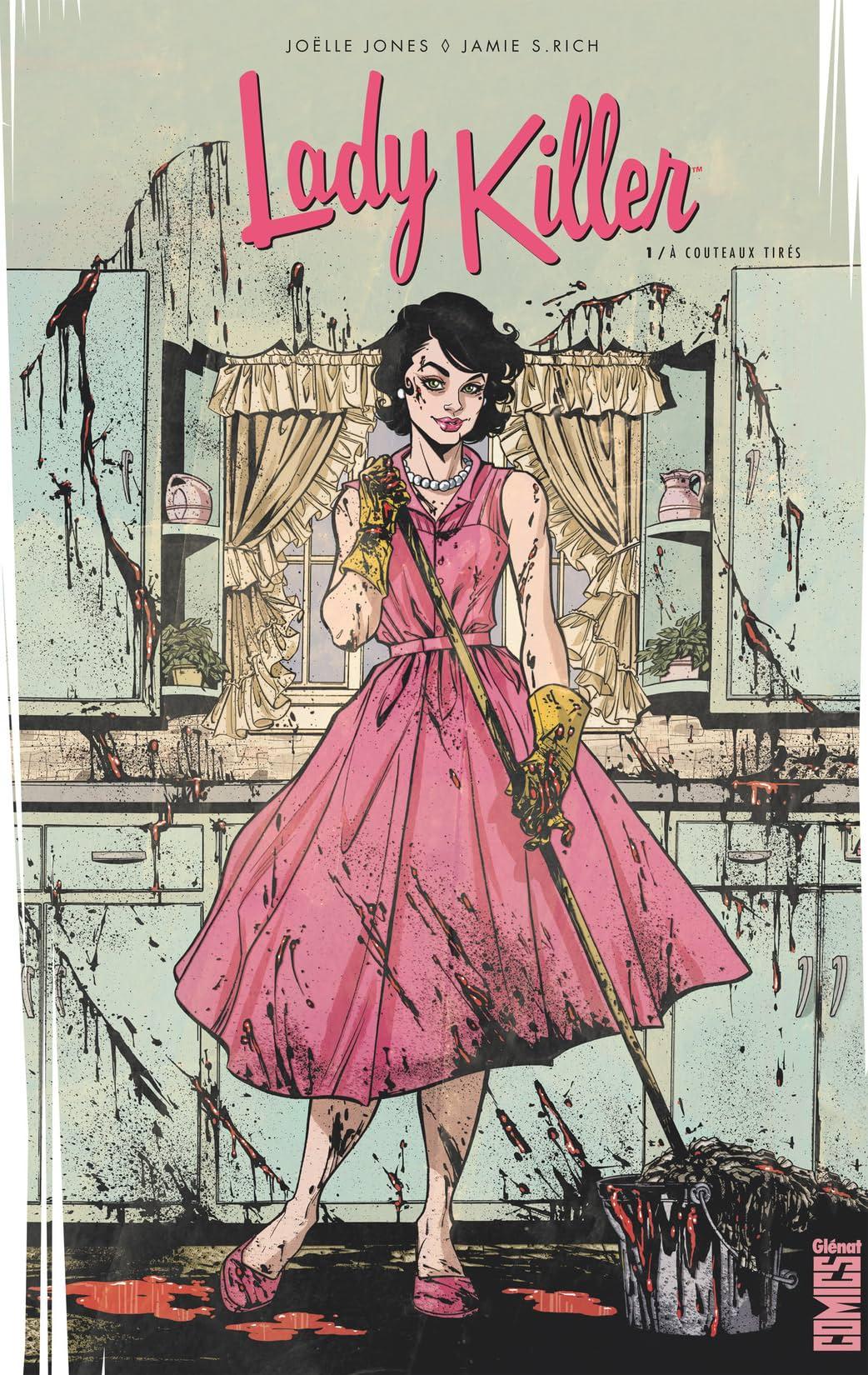 Lady Killer Vol. 1: À couteaux tirés