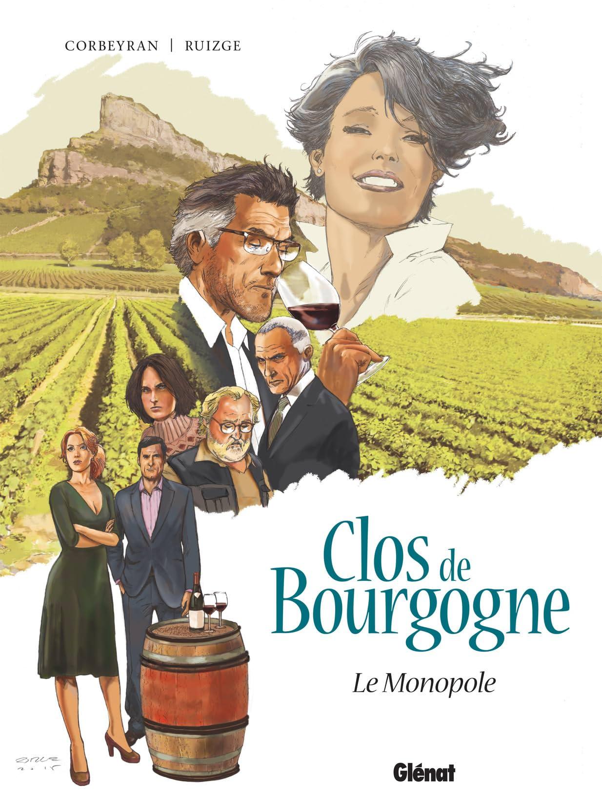 Clos de Bourgogne: Le Monopole