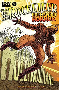 The Rocketeer: Hollywood Horror #2
