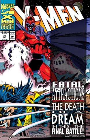 X-Men (1991-2001) No.25