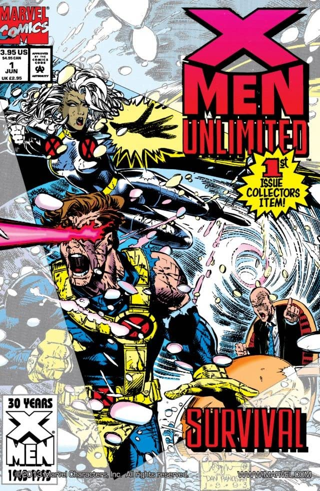 X-Men Unlimited (1993-2003) #1