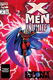 X-Men Unlimited (1993-2003) #2