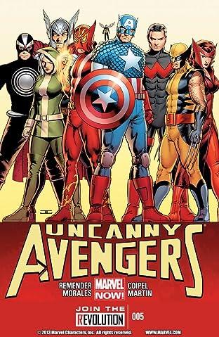 Uncanny Avengers (2012-2014) No.5