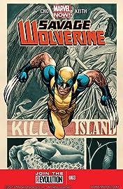 Savage Wolverine #3