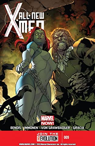 All-New X-Men (2012-2015) No.9
