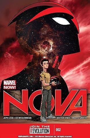 Nova (2013-2015) #2