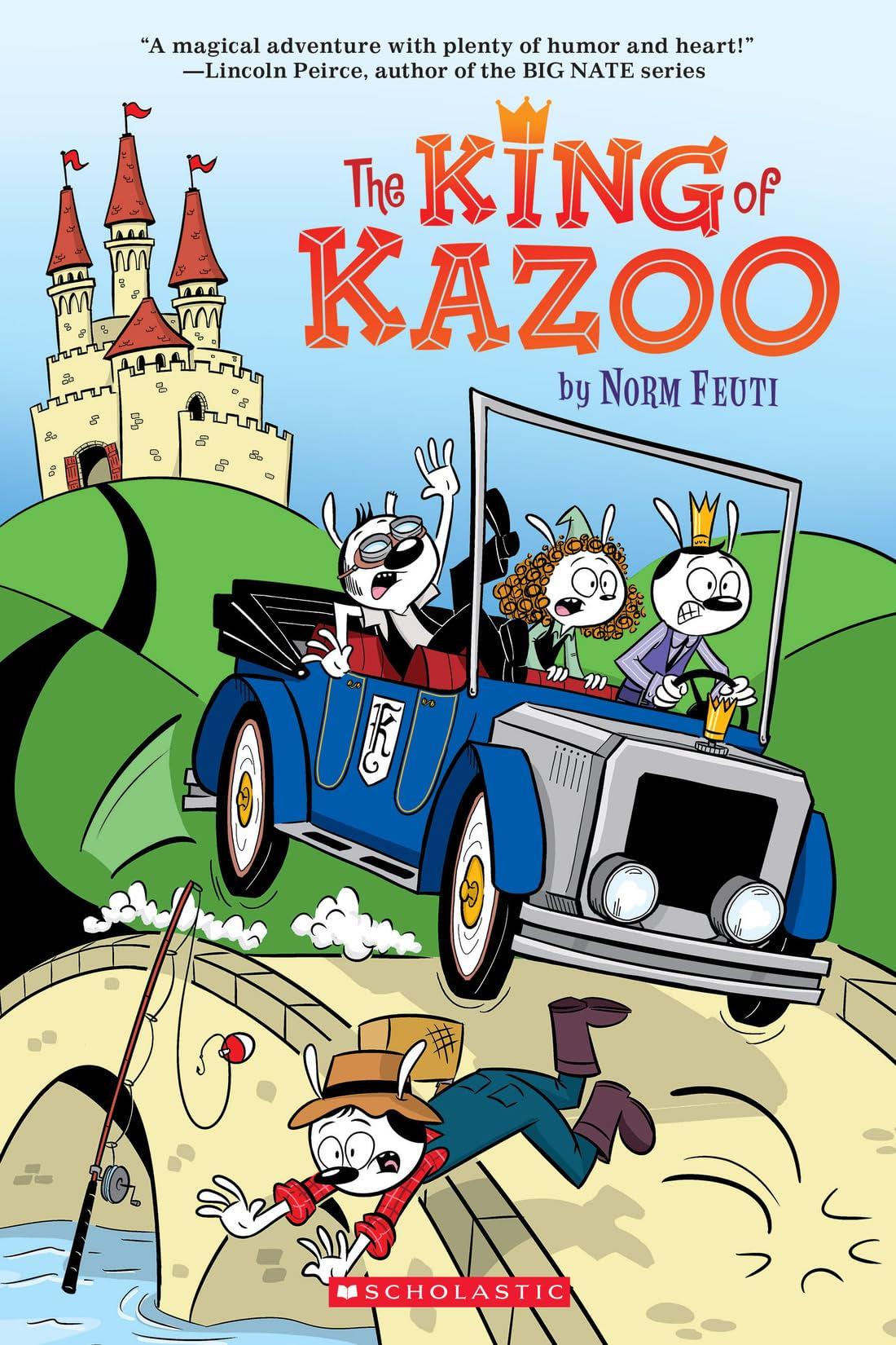 The King of Kazoo Vol. 1