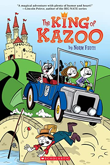 The King of Kazoo Vol. 1