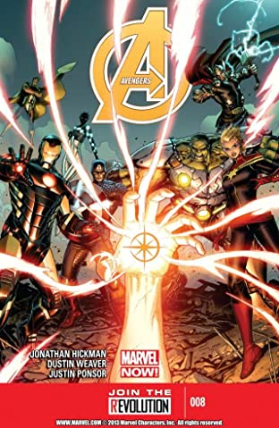 Avengers (2012-2015) No.8