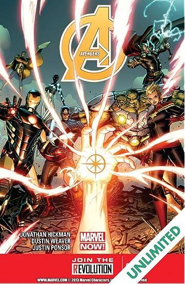 Avengers (2012-2015) #8
