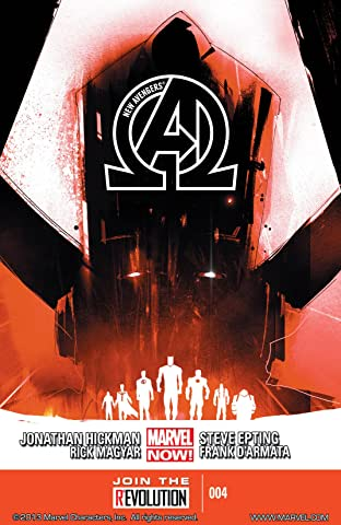 New Avengers (2013-2015) No.4