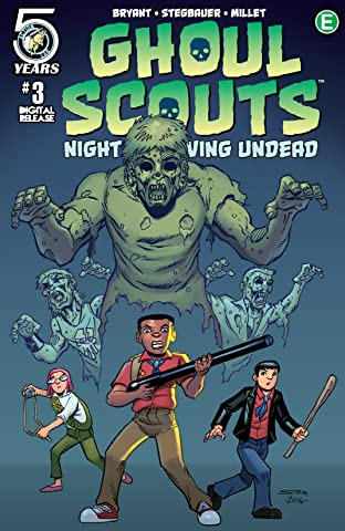 Ghoul Scouts: Night of the Unliving Undead No.3