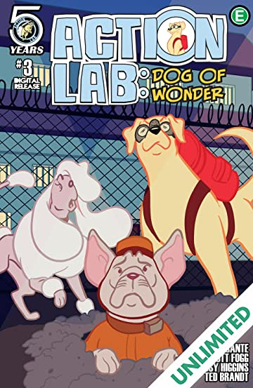 Action Lab: Dog of Wonder #3