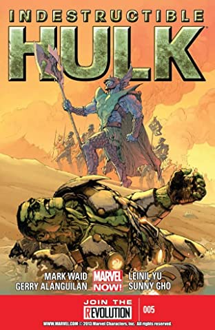 Indestructible Hulk No.5