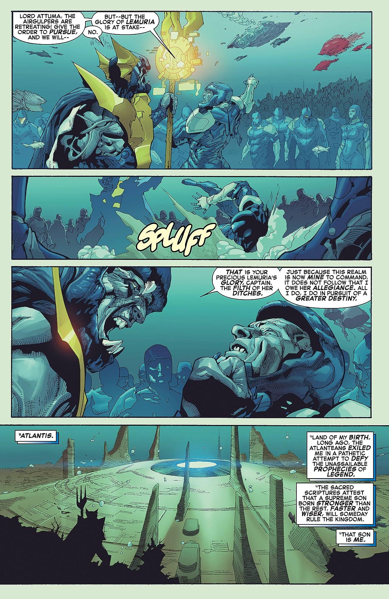 Indestructible Hulk #5