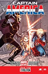 Captain America (2012-) #5