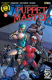 Puppet Master #18