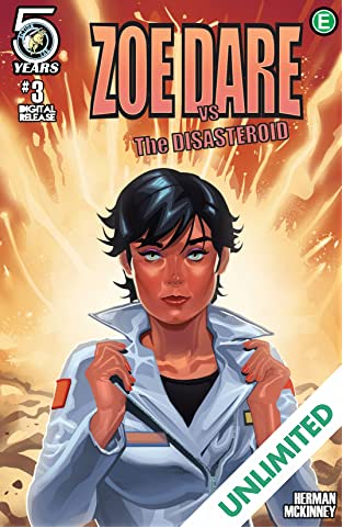 Zoe Dare vs The Disasteroid #3