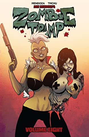 Zombie Tramp Vol. 8