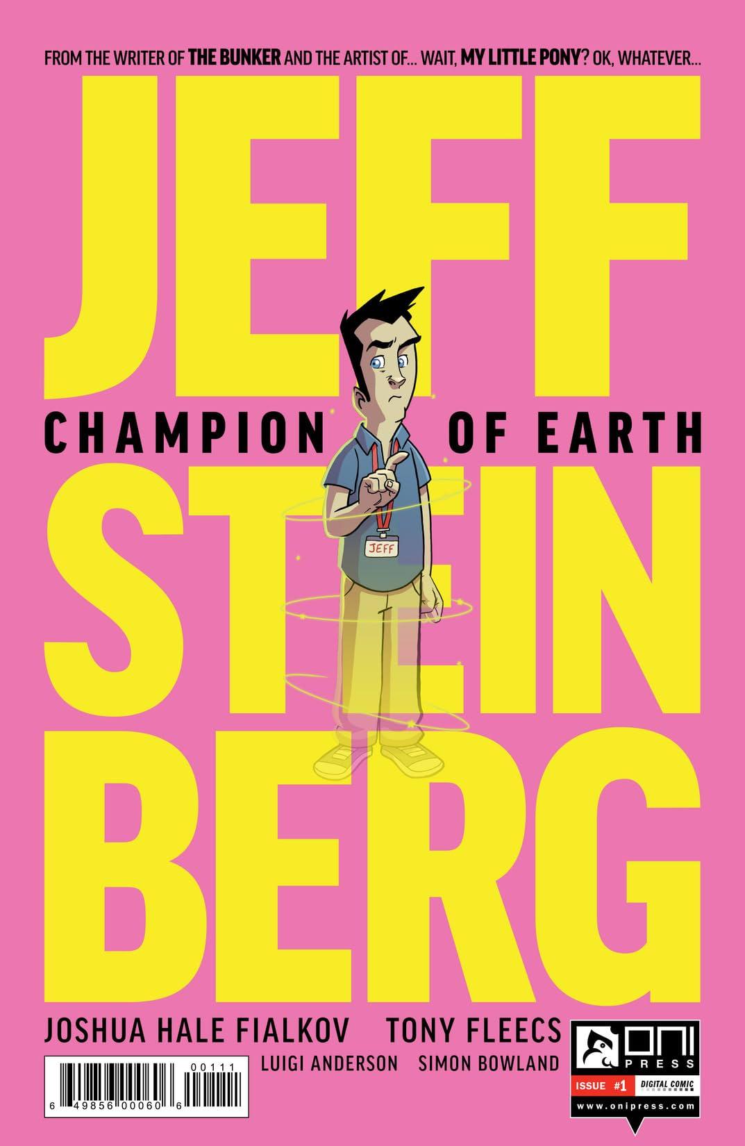 Jeff Steinberg #1