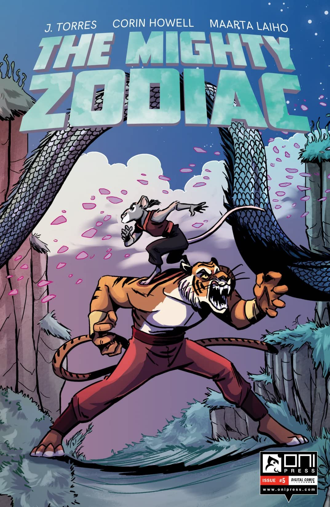 The Mighty Zodiac #5