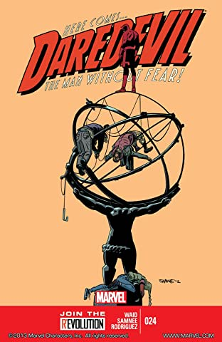 Daredevil (2011-2014) No.24