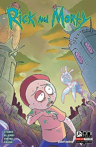 Rick and Morty No.17