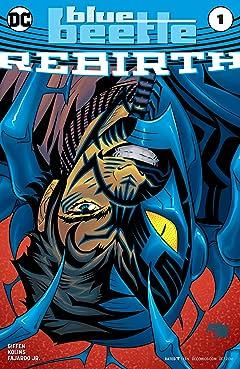 Blue Beetle: Rebirth (2016) No.1