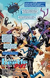 Blue Beetle: Rebirth (2016) #1