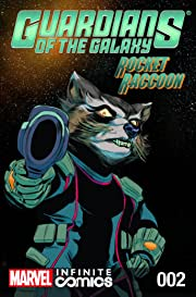 Guardians of the Galaxy Infinite Comic #2