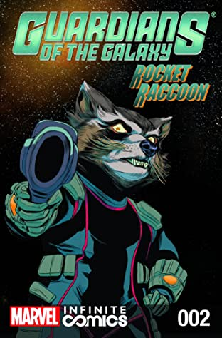 Guardians of the Galaxy Infinite Comic No.2